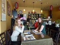 Lunch with daughters FFT SimonsSushi Aug2012 Alex Bielak